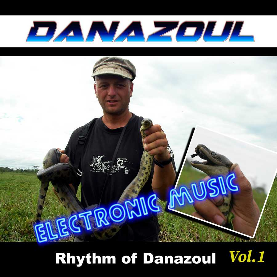 Rhythm of Danazoul by Danazoul Electronic Music