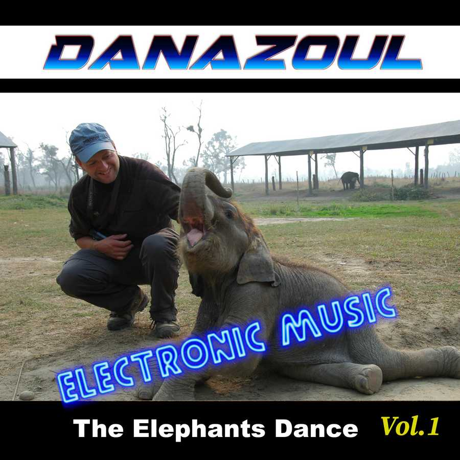 The Elephants Dance by Danazoul Electronic Music