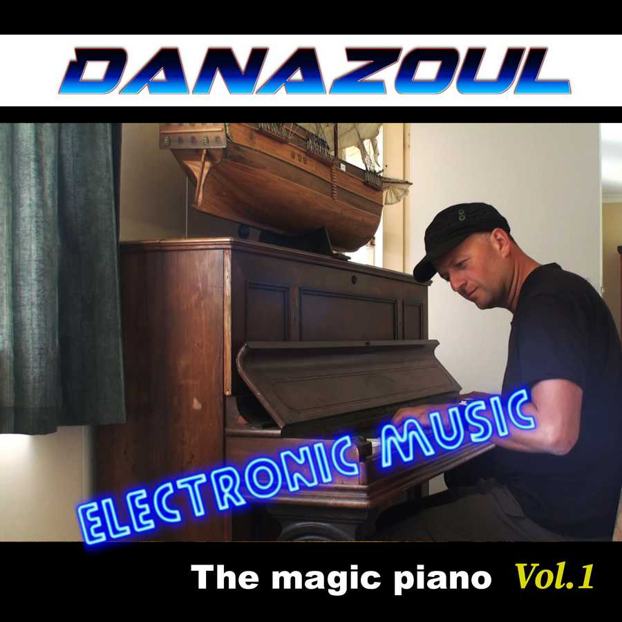 The magic piano by Danazoul Electronic Music