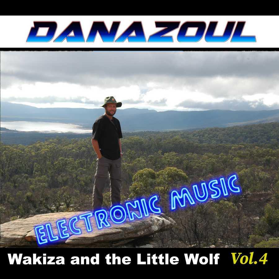Wakiza and the Little Wolf by Danazoul Electronic Music